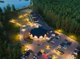 Rezydencja Sosnowa Luxury Hotel – hotel w Janowie Lubelskim
