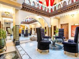 Hotel & Ryad Art Place Marrakech, hôtel à Marrakech près de: Musée Boucharouite