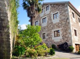 Casa da Capilla, hotel near Pazo de Oca, Gres