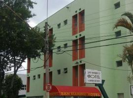 San Marino Hotel, hôtel à São José dos Campos