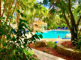 Riverside Apartments By The Beach, hotel in Pompano Beach