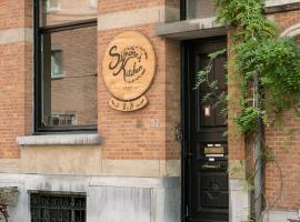 Simone's Kitchen B&B, hotel in Antwerp