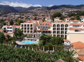 Charming Hotels - Hotel Quinta Bela S.Tiago, hotel in Funchal