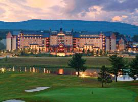 Mount Airy Casino Resort, ski resort in Mount Pocono
