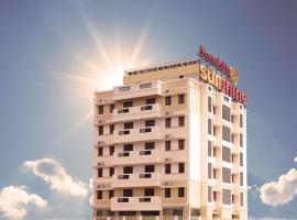Meenakshi's Sunshine Hotel, hôtel à Madurai