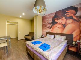 """Apart Hotel """"FIVE"""", apartment in Surgut"""