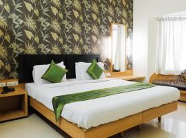 Treebo Trend Yuvraj Aurangabad, отель в Аурангабаде