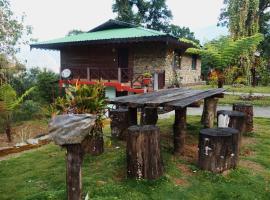 The Barfung Retreat, B&B in Gangtok