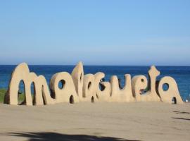 Living4Malaga Centro Histórico y Playa, hotel en Málaga