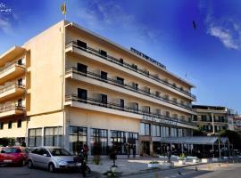 Hotel Atlantis, отель в Керкире