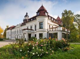 Pałac Wiejce – hotel w mieście Skwierzyna