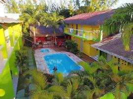Pousada Maturi - Pipa, guest house in Pipa