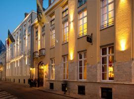 Grand Hotel Casselbergh Brugge, hotel near Beguinage, Bruges