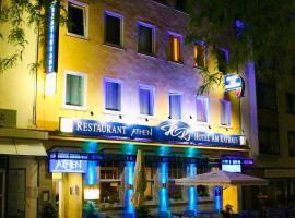 Hotel am Rathaus, ξενοδοχείο κοντά σε Πανεπιστήμιο Κάσσελ, Κάσελ