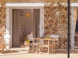 Agroturismo Ses Talaies, romantic hotel in Ciutadella