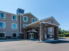 Cobblestone Hotel & Suites - Greenville, hotel in Greenville