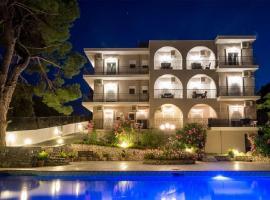 Villa Albanis, appartamento a Kolios