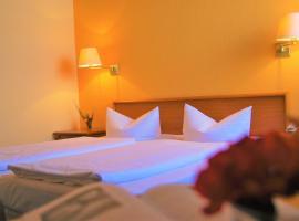 Konsul Hotel, hotel in Halle an der Saale