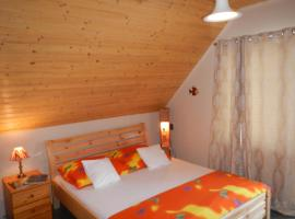 Vakáció Apartman, hotel in Balatonalmádi