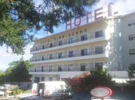 Hotel Mira Serra, hotel cerca de Estación de tren de Guarda, Celorico da Beira
