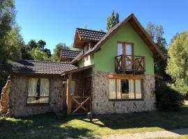 Complejo Duendes del Maiten, complejo de cabañas en San Carlos de Bariloche
