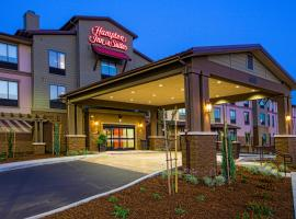 Hampton Inn & Suites Buellton/Santa Ynez Valley, Ca, hotel in Buellton