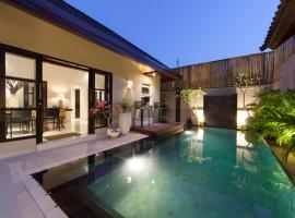 Amalika Luxury Private Pool Villa, hotel in Gili Trawangan
