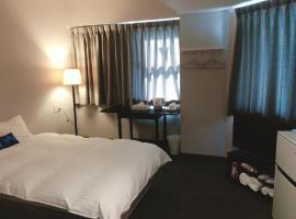 ホテルオクシオ、岡山市のホテル