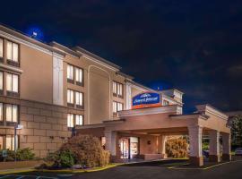 Howard Johnson by Wyndham Suffern, hotel near The Palisades Center Mall, Suffern