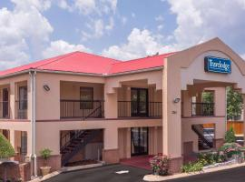 Travelodge by Wyndham Chattanooga/Hamilton Place, motel in Chattanooga