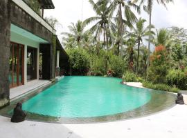 The Alise Villa, hotel in Tegalalang