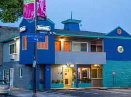 Travelodge by Wyndham Berkeley, hotel near University of California Berkeley, Berkeley