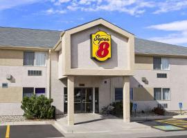 Super 8 by Wyndham Colorado Springs Airport, hotel near Colorado Springs Airport - COS,