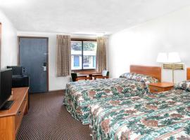 Knights Inn - Scranton/Wilkes-Barre/Pittston, hotel in Pittston