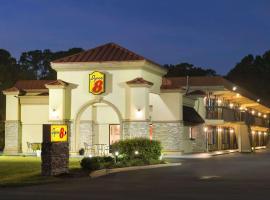 Super 8 by Wyndham Ormond Beach, hotel near Daytona International Speedway, Ormond Beach