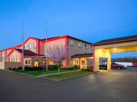 Super 8 by Wyndham Bellingham Airport/Ferndale, hotel near Bellingham International Airport - BLI, Ferndale