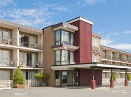 Travelodge by Wyndham Nanaimo, hotel in Nanaimo