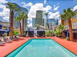 Travelodge by Wyndham Las Vegas Center Strip, motel in Las Vegas