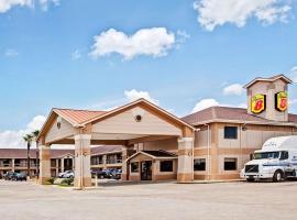 Super 8 by Wyndham Baytown I-10, hotel in Baytown
