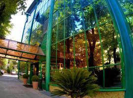 Hotel Michelangelo, отель в Форли