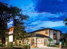 Travelodge by Wyndham Suites St Augustine, hotel in St. Augustine