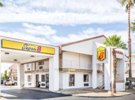 Super 8 by Wyndham Phoenix Metro North, hotel in Phoenix