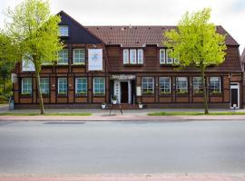 Hotel Meeresruh Garni, Hotel in Cuxhaven
