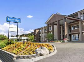 Travelodge by Wyndham Kamloops Mountview, hotel in Kamloops