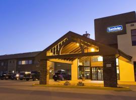 Travelodge by Wyndham Thunder Bay ON, hotel near Thunder Bay International Airport - YQT, Thunder Bay