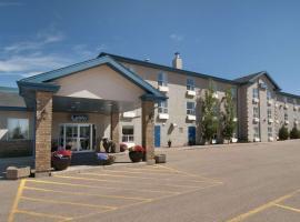 Travelodge by Wyndham Stony Plain, hotel em Stony Plain