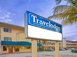 Travelodge by Wyndham Fort Lauderdale, hotel near The Galleria at Fort Lauderdale Shopping Center, Fort Lauderdale