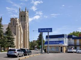 Travelodge by Wyndham Moose Jaw, hotel em Moose Jaw