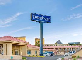 Travelodge by Wyndham Las Vegas Airport Near The Strip, hotel in Las Vegas