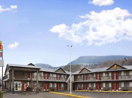 Super 8 by Wyndham Kamloops East, pet-friendly hotel in Kamloops